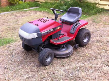 Ride-on Lawn Mower