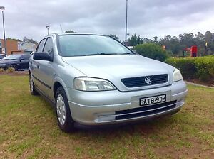 2005 Holden Astra  4 Cyl Auto Hatch Low KM,s Nice Car Woodbine Campbelltown Area Preview