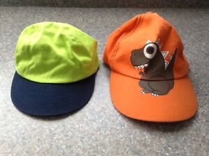Toddler Caps (0-24 m) $5 for both