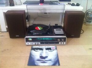 Sanyo GXT-4512K Stereo - Vinyl Record/Cassete/Radio Player Windsor Stonnington Area Preview