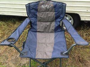 Wild country camp chair Garcia. $25 Doveton Casey Area Preview