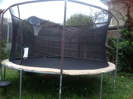 trampolin 14foot Noble Park North Greater Dandenong Preview