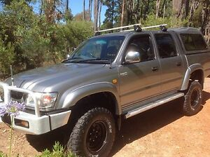 2005 Toyota Hilux Ute Stoneville Mundaring Area Preview