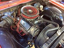 1962 Chevrolet Impala Convertible Mount Kuring-gai Hornsby Area Preview