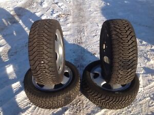 Great deal on used snow tires and rims $350 obo