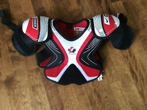 Boys chest pads