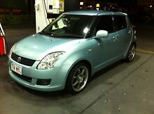 2008 Suzuki Swift Hatchback 91500km RWC,Rego until 10/11/16 Surfers Paradise Gold Coast City Preview