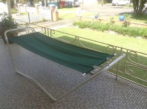 HAMMOCK WITH METAL STAND Strathfield Strathfield Area Preview