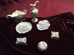 ANTIQUE  COLLECTIBLE ORIGINAL OLD SET MADE IN ITALY Caulfield South Glen Eira Area Preview