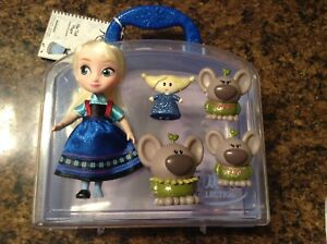 Disney Animators Collection Anna and Friends in Case