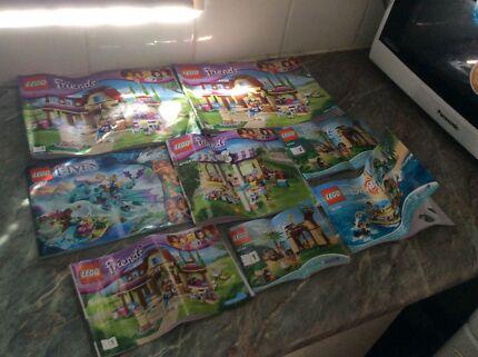 LEGO packs