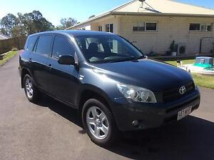 2007 Toyota RAV4 Wagon Upper Caboolture Caboolture Area Preview