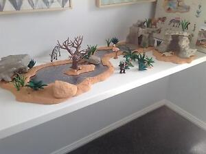 Schleich safari waterhole, waterfall, stream and cave play set. Maitland Maitland Area Preview