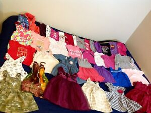 Baby girl 12m-2t clothes