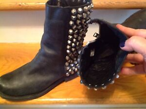 Jeffrey Campbell booties (size 9)