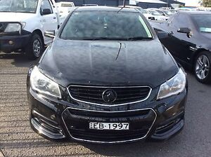 2013 Holden Commodore VF SV-6 Manual Sedan Sandgate Newcastle Area Preview