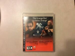 PS3 The Orange Box game