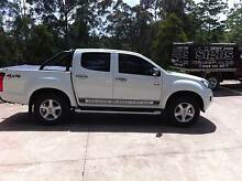 "Isuzu D-Max 17"" Alloy Wheels Carters Ridge Gympie Area Preview"