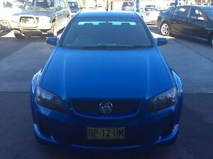 2010 Holden Commodore VE MY10 SS Ute Sandgate Newcastle Area Preview