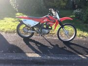 Crf 100f 2005 Claremont Glenorchy Area Preview