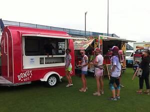 Donut Boyz mobile food trailer & franchise for sale Golden Beach Caloundra Area Preview