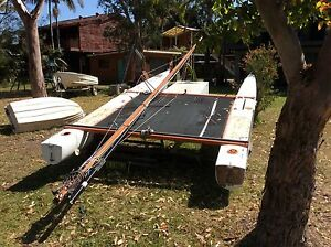 Tornado Catamaran Marks Point Lake Macquarie Area Preview