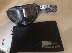 Polaris 509 goggles