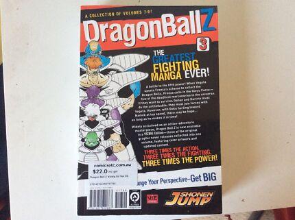 Dragon Ball Z vol 3 brand new