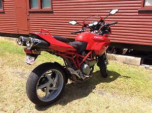 2004 Ducati multistrada 1000ds Warner Pine Rivers Area Preview