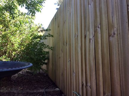 Fence palings Greenslopes Brisbane South West Preview