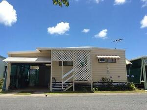 FOR SALE.  RELOCATABLE HOME in OVER 55's style permanent living. Sandstone Point Caboolture Area Preview