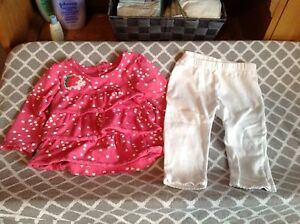 Baby Gap, Carters, Roots, 12 month girl outfits