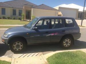 1995 Toyota RAV4 Wagon Butler Wanneroo Area Preview