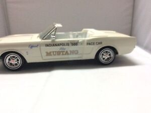 Die Cast 1964 Mustang  1:18 1964 Pace Car Peterborough Peterborough Area image 3