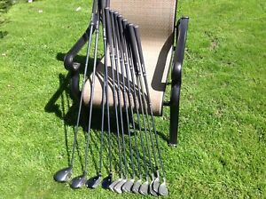 Ladies Callaway Big Bertha Hawkeye Complete set. Right Handed.