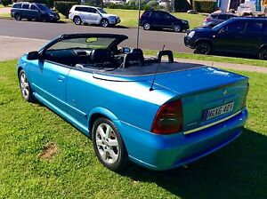 2003 Holden Astra TS Convertible Auto Fully Optioned  Top Car Woodbine Campbelltown Area Preview
