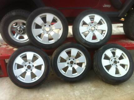 Holden Commodore Rims and Tyres Cooloola Cove Gympie Area Preview