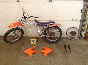 Honda XR 100 parts