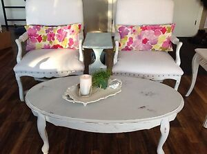 Shabby chic, coffee table.