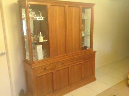 Wall unit   Cabinets   Gumtree Australia Pine Rivers Area - Warner ...