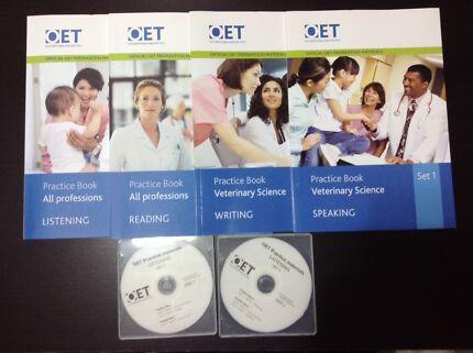 OET practice books