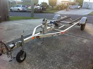 FULL ALUMINUM MADE IN USA TRITON JETSKI TRAILER Manly West Brisbane South East Preview