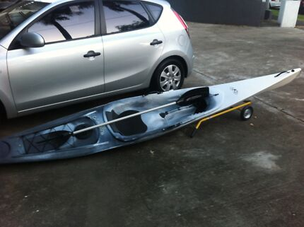 Cross Fire Kayak New Farm Brisbane North East Preview