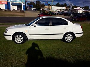 2001 Hyundai Elantra GLS 2.0 LT 5 speed sedan Immaculate