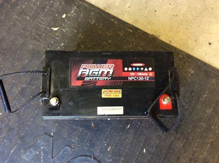Caravan/RV battery