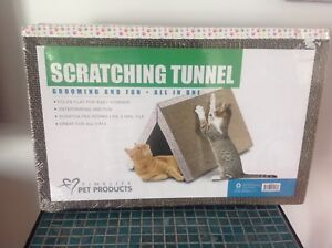 Cat Scratching Tunnel