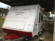 2005 jayco Heritage 22ft Caravan Gulmarrad Clarence Valley Preview