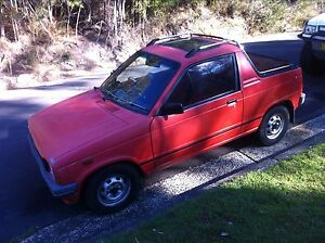 1986 Suzuki Mighty Boy Ute Hornsby Hornsby Area Preview