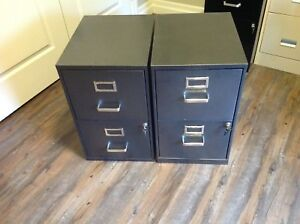 2 Drawer Filing Cabinents