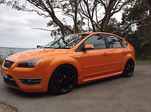 2007 Ford Focus XR5 Turbo Ulladulla Shoalhaven Area Preview